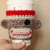How To Make A Travel Mug Cozy From A Sock