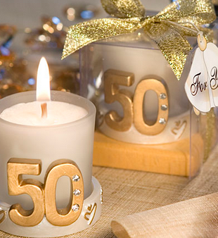 A Golden Anniversary Party Ideas for Your Favorite Couple